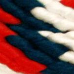 Sport Red-White-Dark Blue
