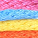 Rainbow multicolor