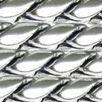 Chrome Plated Metal Chain